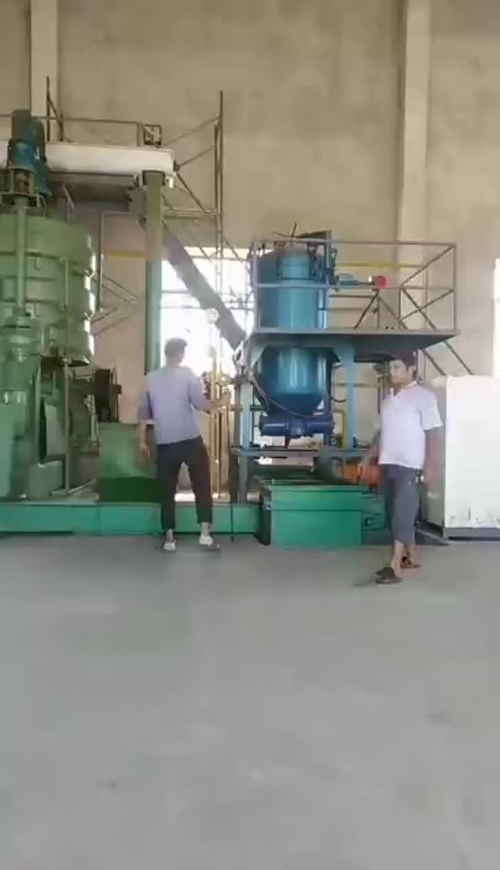 Oilseed Press Line.mp4
