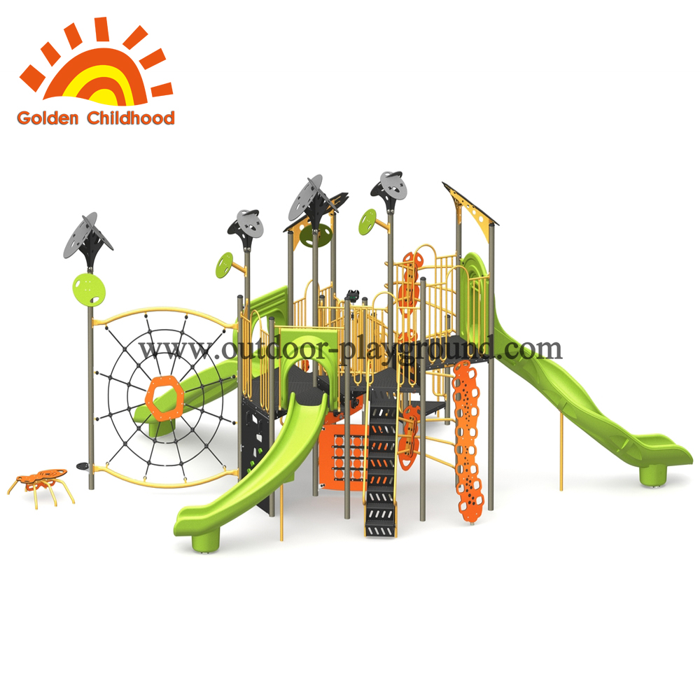 outdoor play structure for preschool