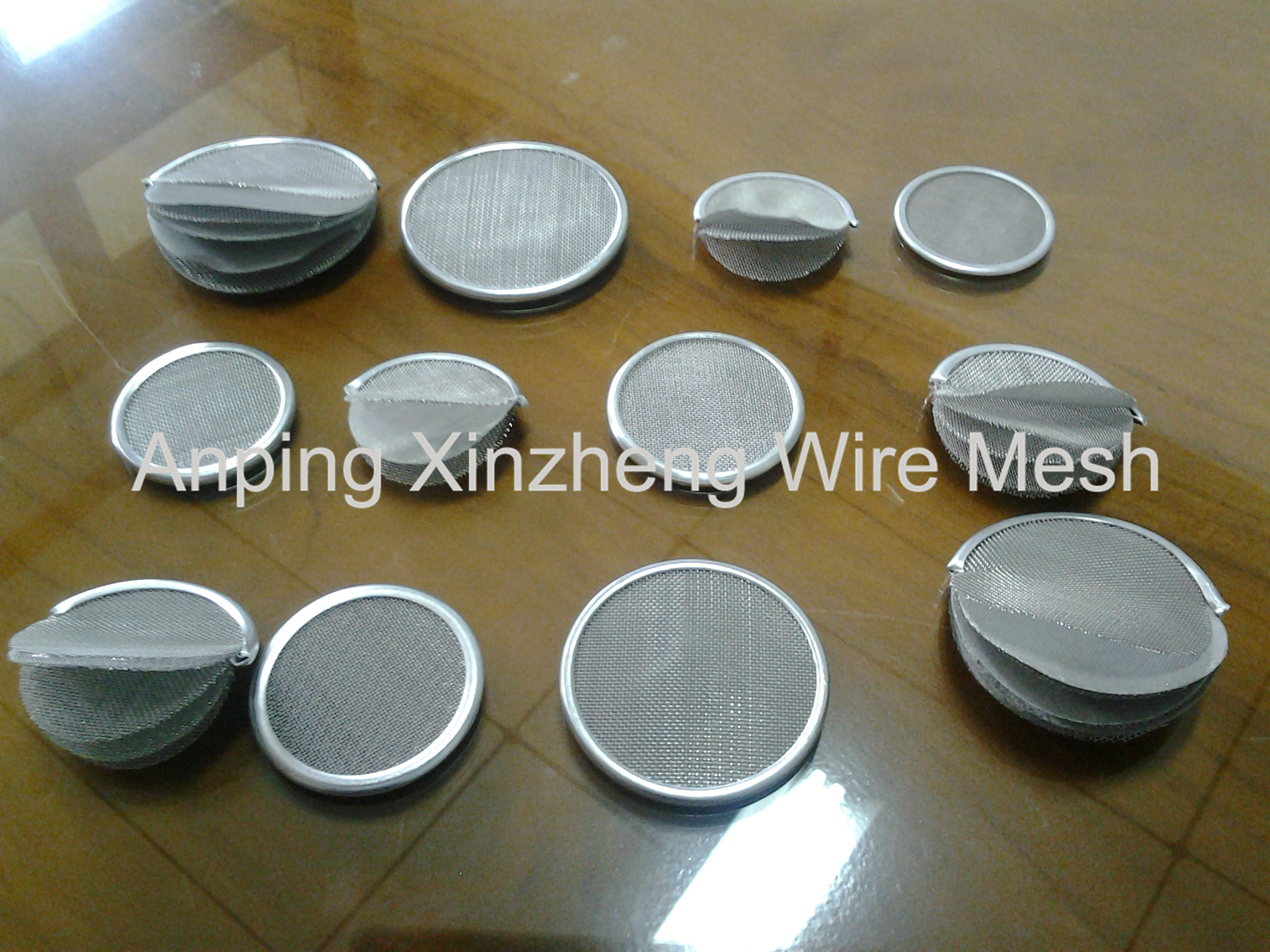 Wrapping Edge Filter Disc