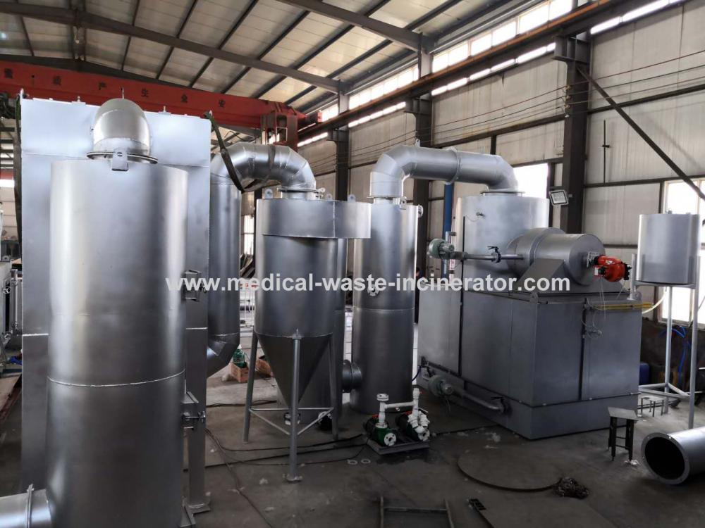 Medical Waste Incinerator (27)
