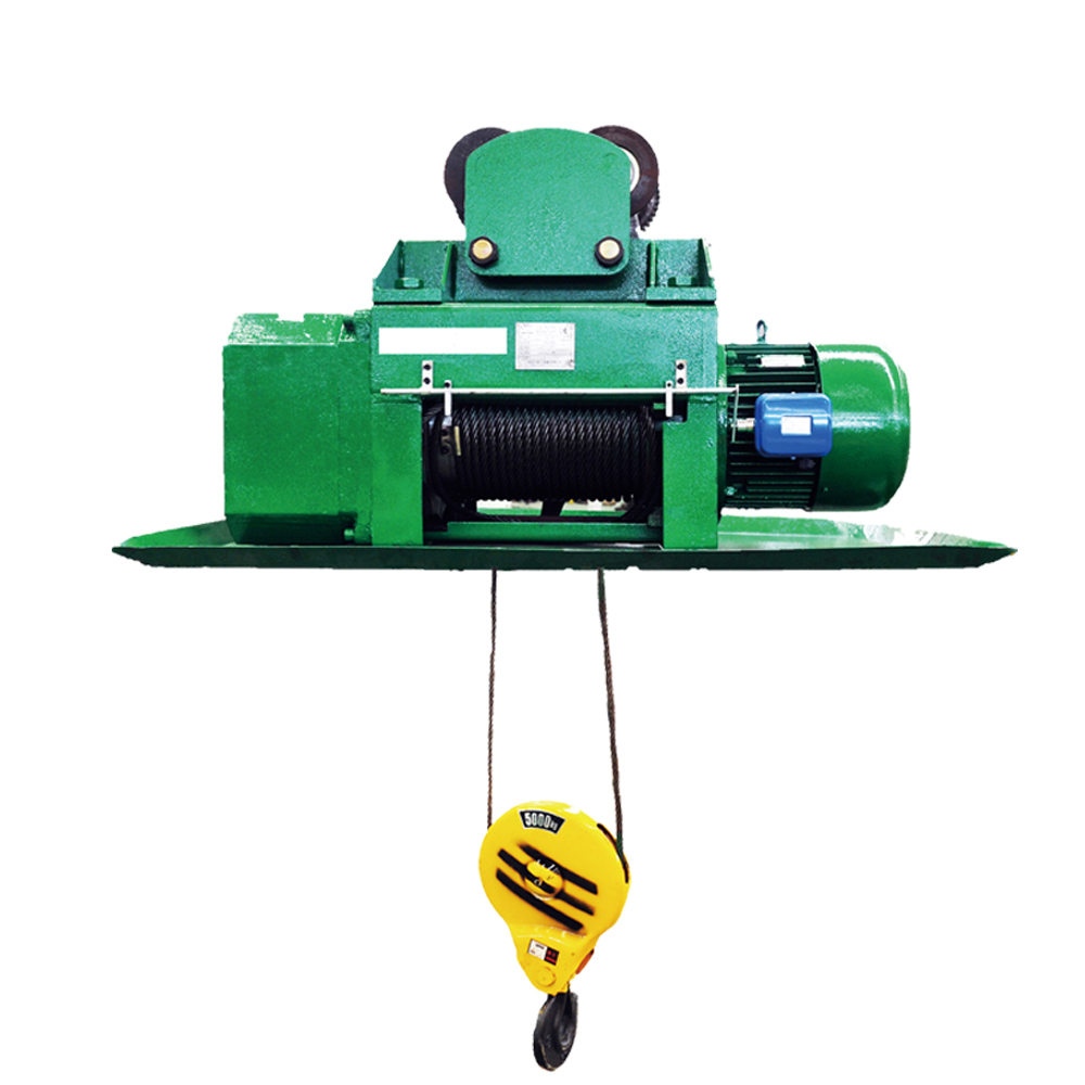 wire rope electric hoist (7)