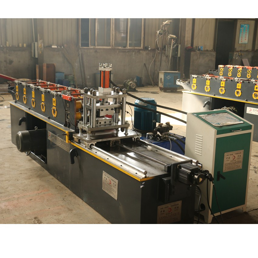 light gauge steel framing roll machines