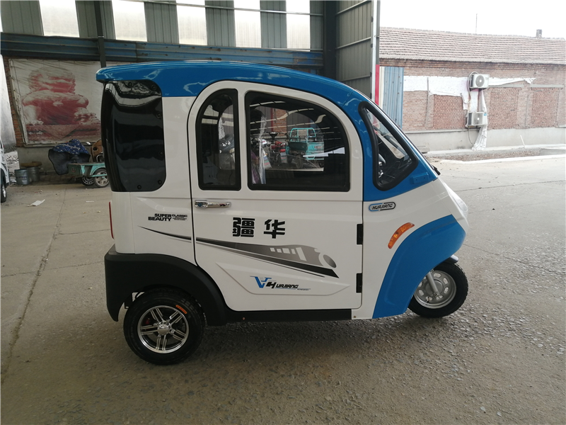 Four Wheel Electric Car