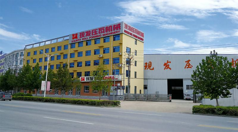 Xianfa Roll Forming Machine Factory