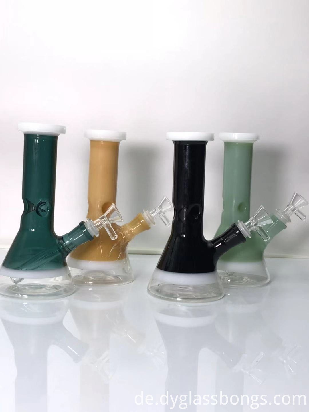 colored glass bongs