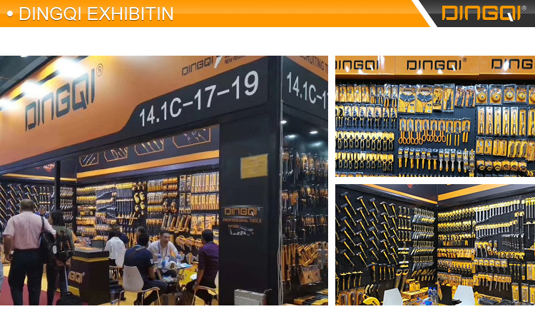 Candado de seguridad DingQi Hight Quality 50mm Long Grillete Latón Pad Lock