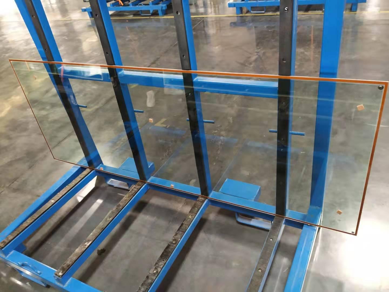 Vacuum Insulated Glass Panel