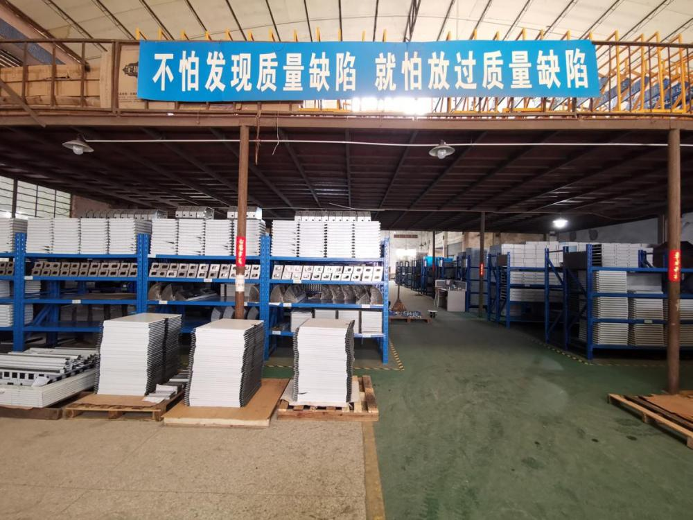 Metal products warehouse