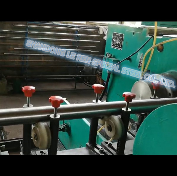 Steel Bar Grinding Processing