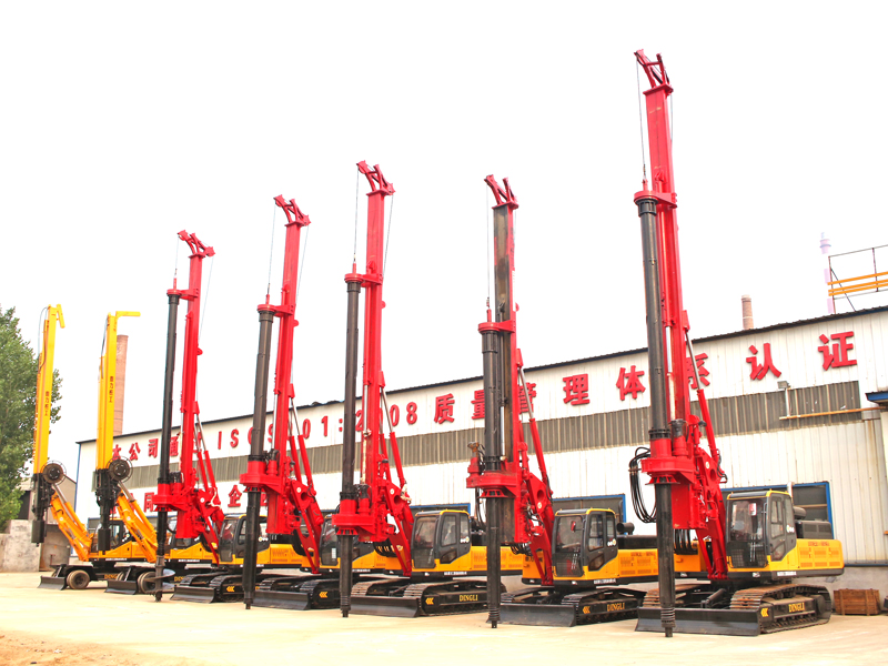 SHANDONG YAHE CONSTRUCTION MACHINERY CO., LTD
