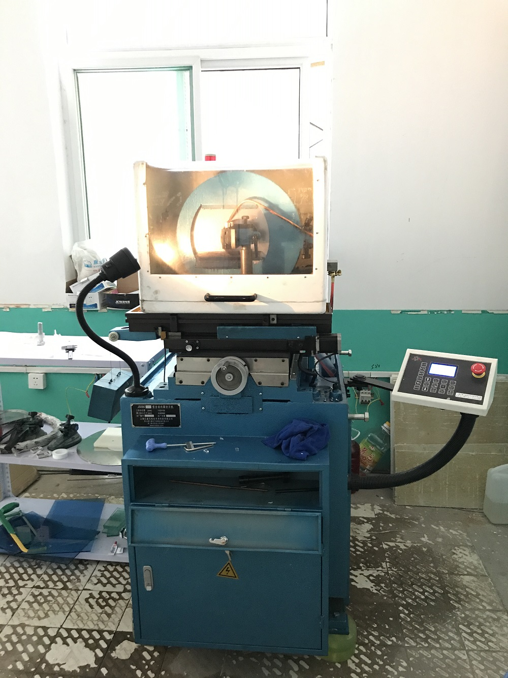 Cutting machine from Coupletech