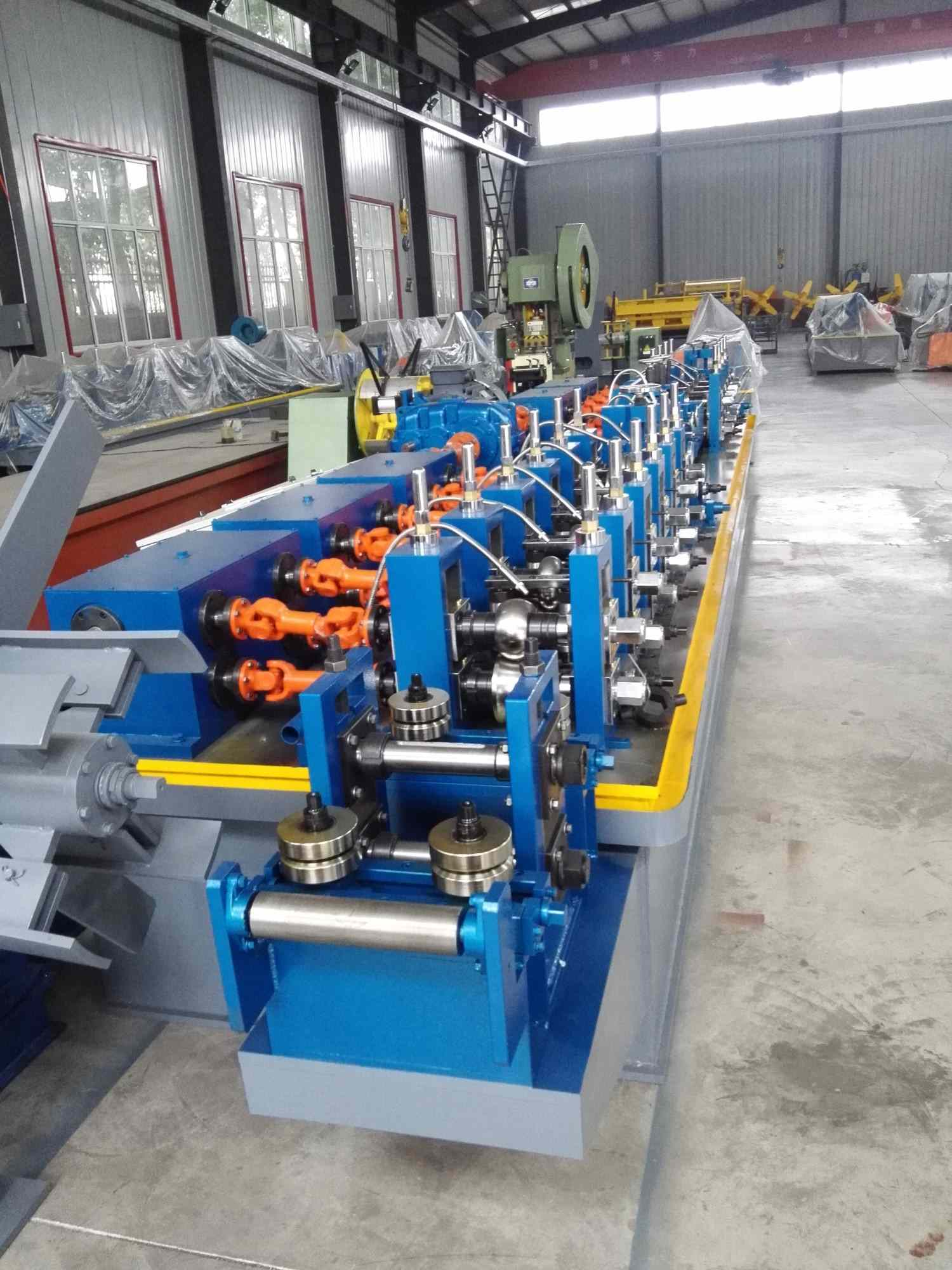 Tube/Pipe milling line