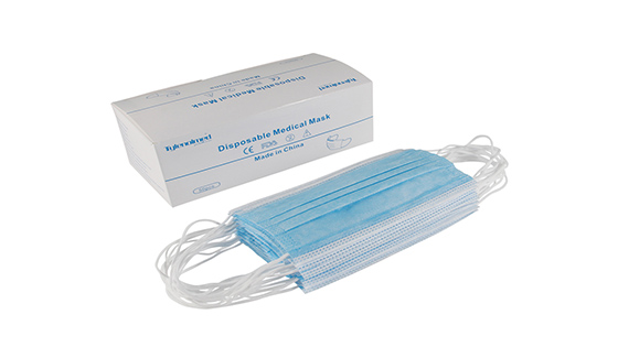 Factory direct supply 3-Layer Disposable Medical Mask