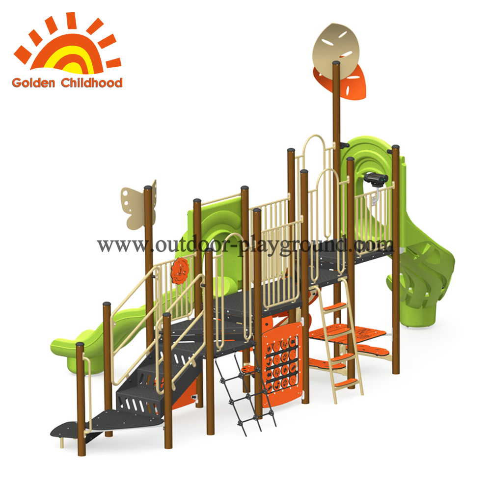 Toddler play equipment colorful