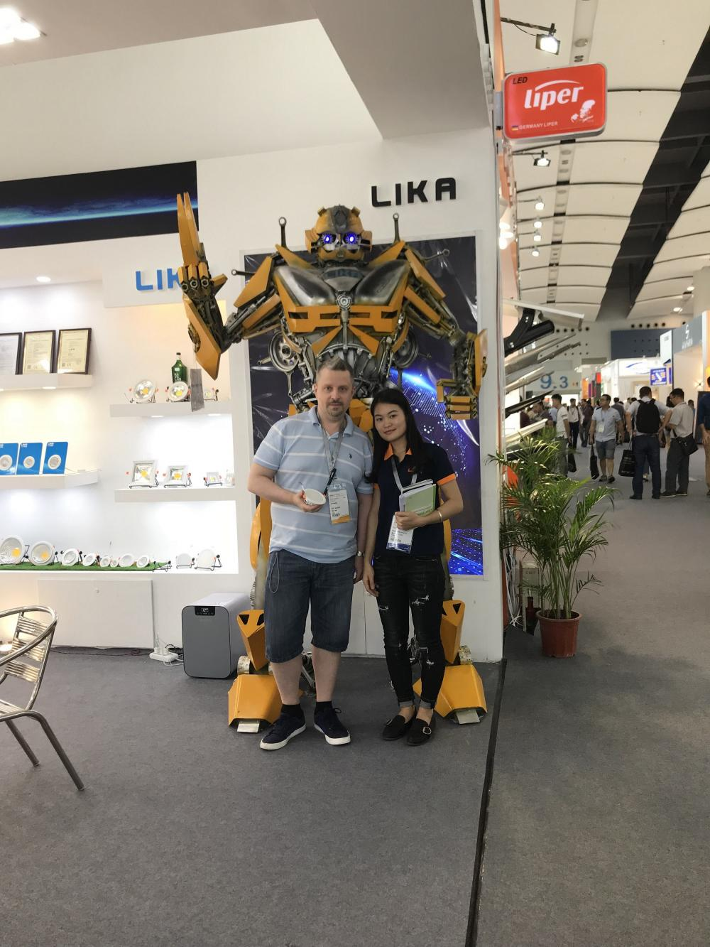 2018 Guangzhou lighting fair