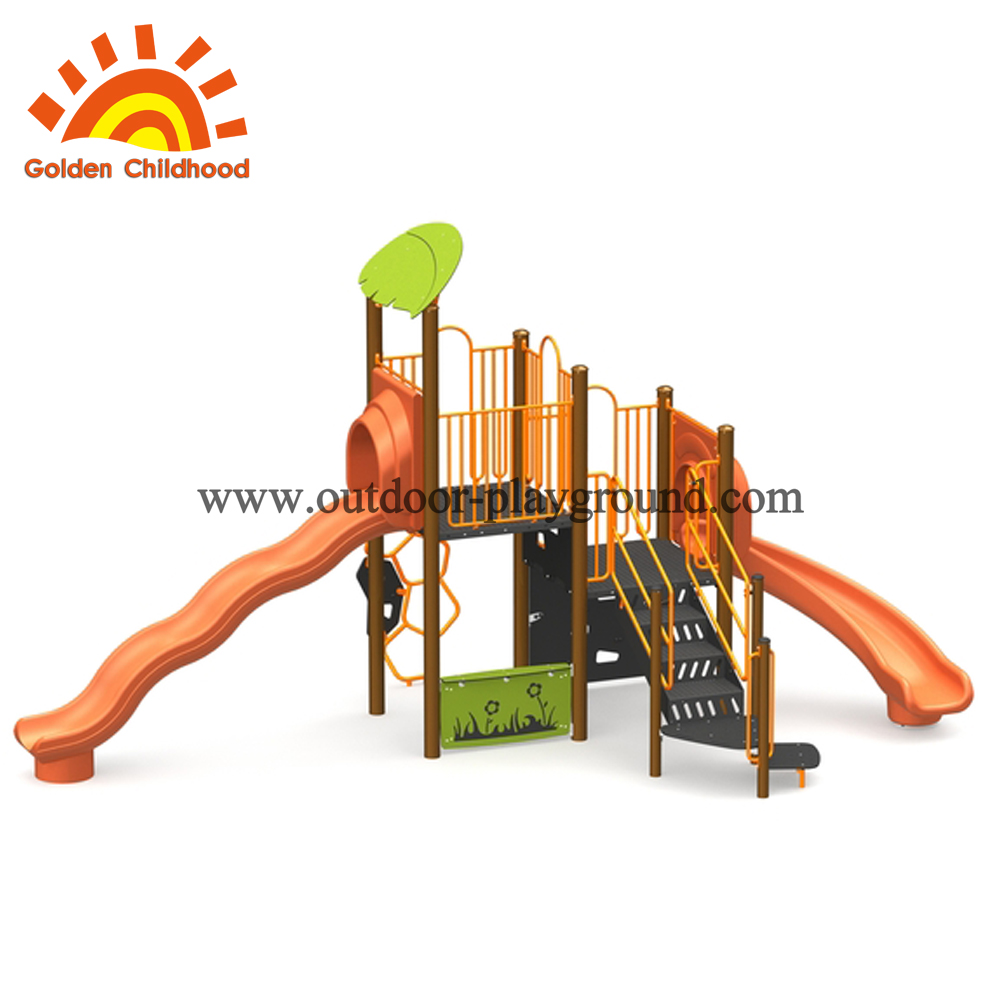 Toddler outdoor Play Equipment Colorful