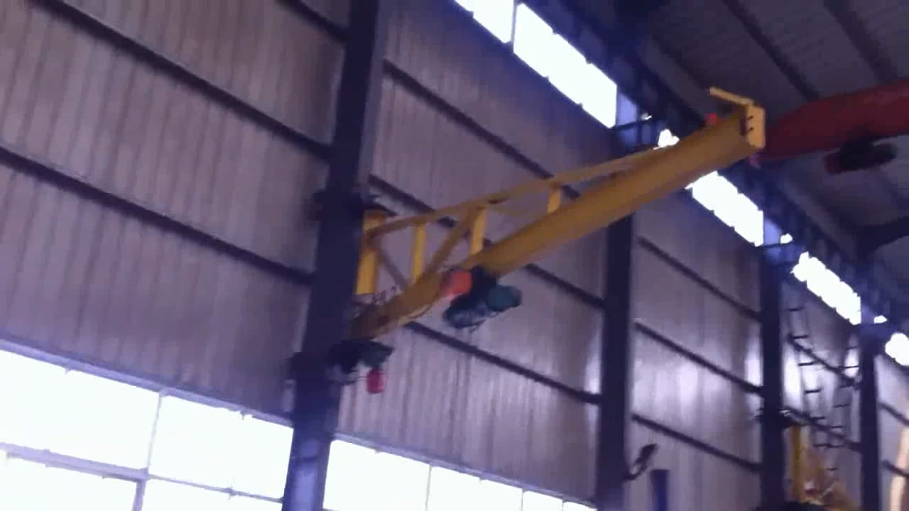 Wall Mounted/Fixed jib Crane