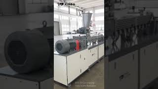 Twin screw extruder- SHJ-35 & PSHJ-95 compounding extruder