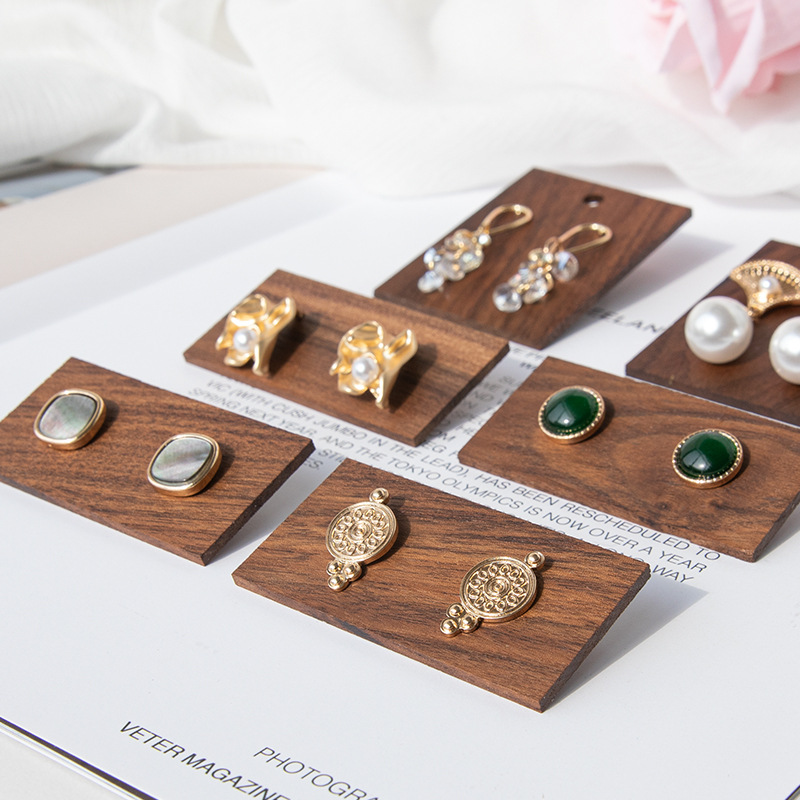 jewelry display stand earring