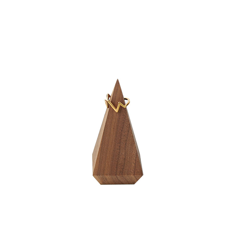 wood Jewelry Display Props