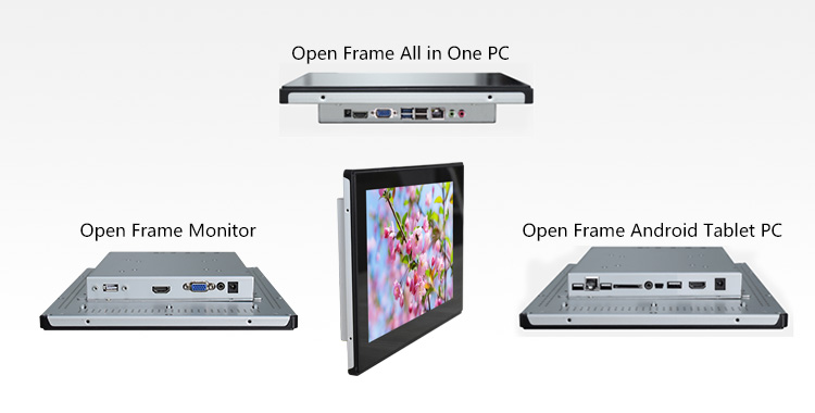 open frame lcd monitors
