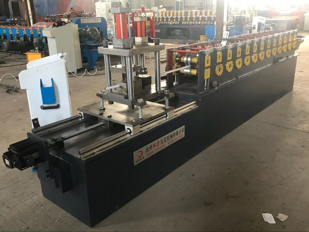 light gauge steel machine