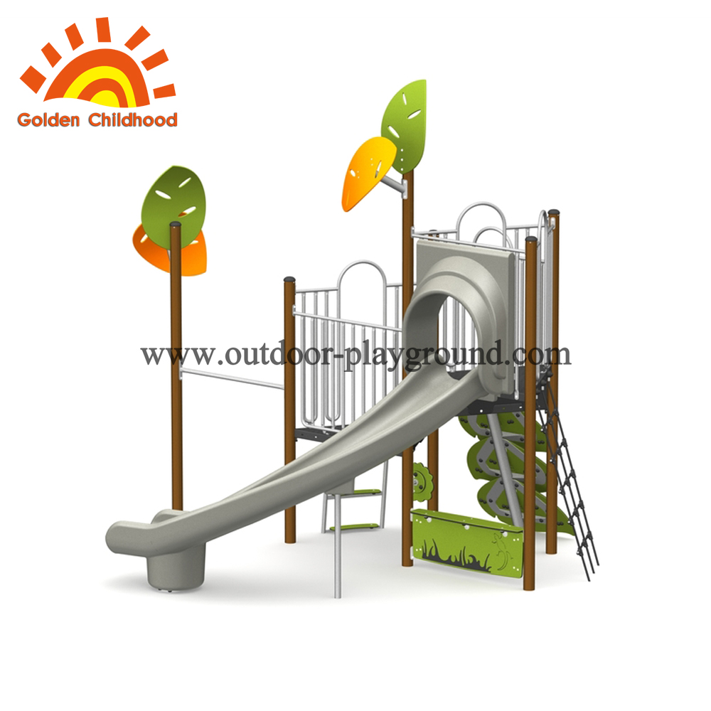 Creative Outdoor Amusement Play Structure