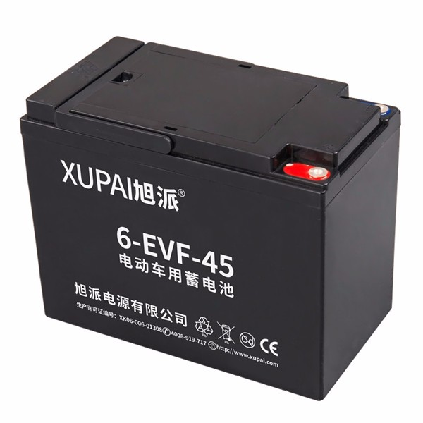 VRLA rechargeable batteries for EV/Marine 12V 55AH
