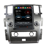 Tesla car radio for Nissan Patrol  2013-2017