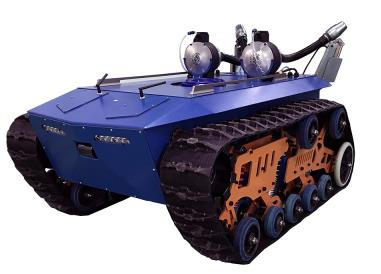 Agricultural Spraying Unmanned Vehicle
