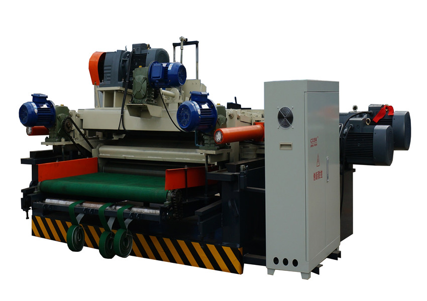 Veneer Peeling Machines