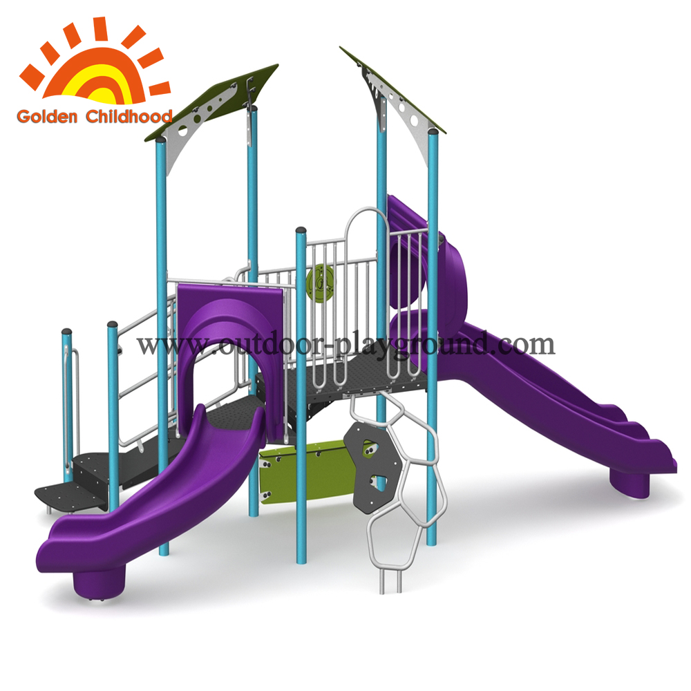 Outdoor Play Structure Amusement Playground