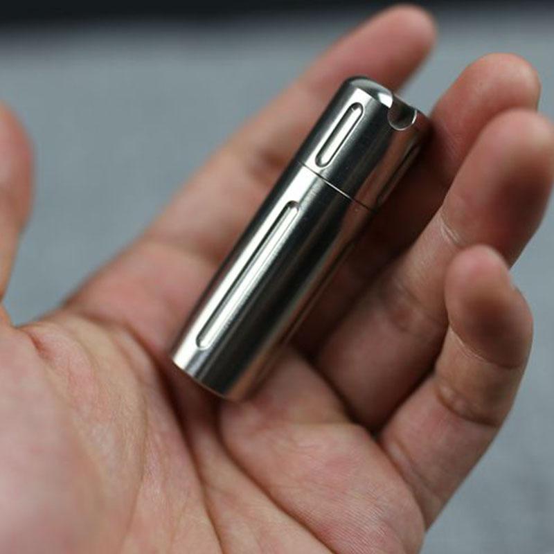 titanium capsule