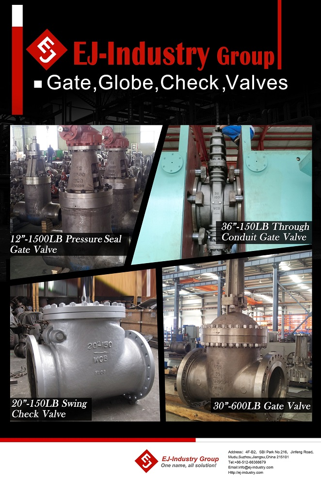 GGC vavle products
