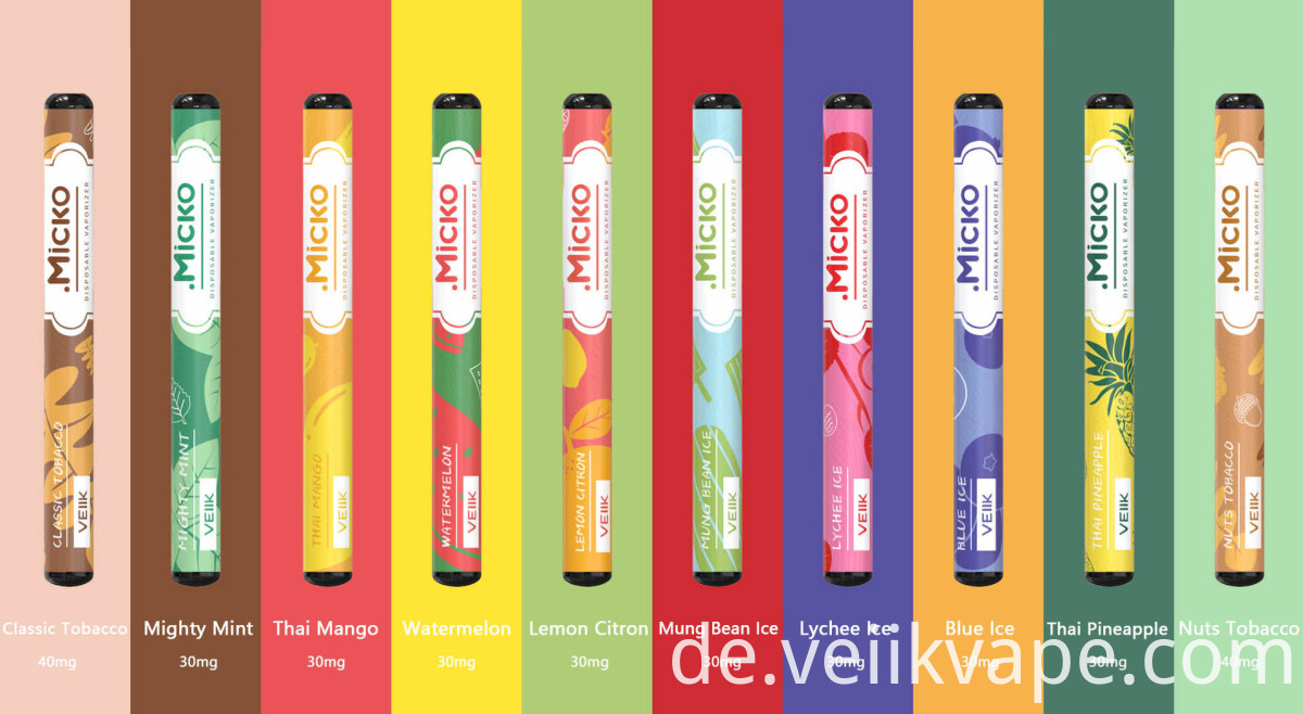 veiik disposable vape pens