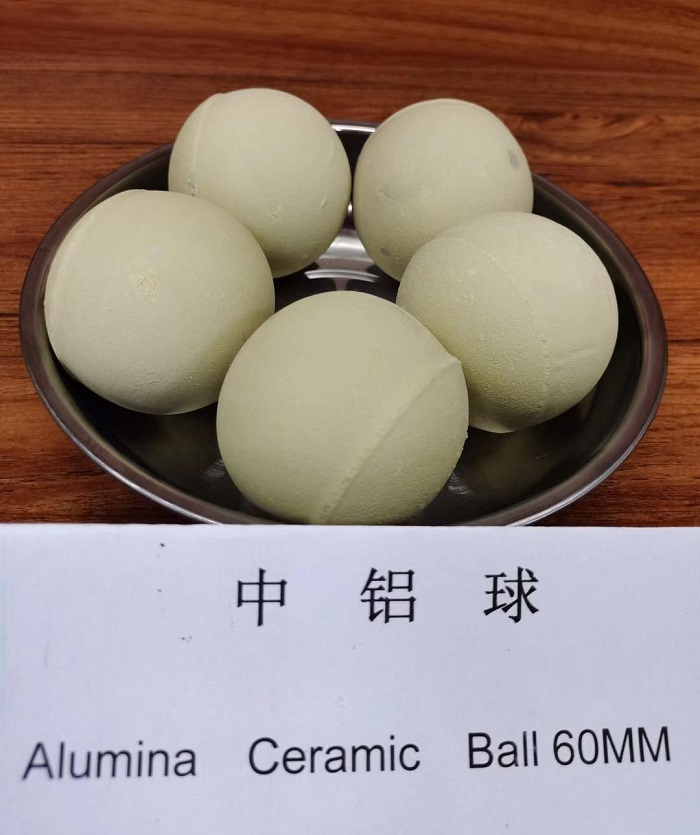 High Alumina ball 60mm