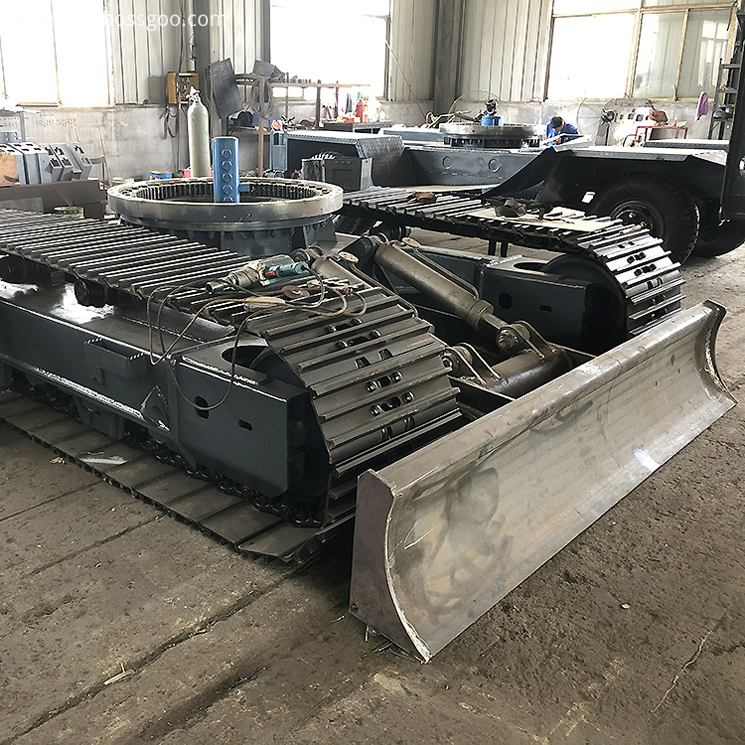 Excavator Tracked Chassis