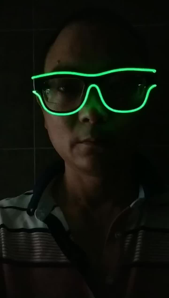 EL LIGHTING GLASSES.mp4