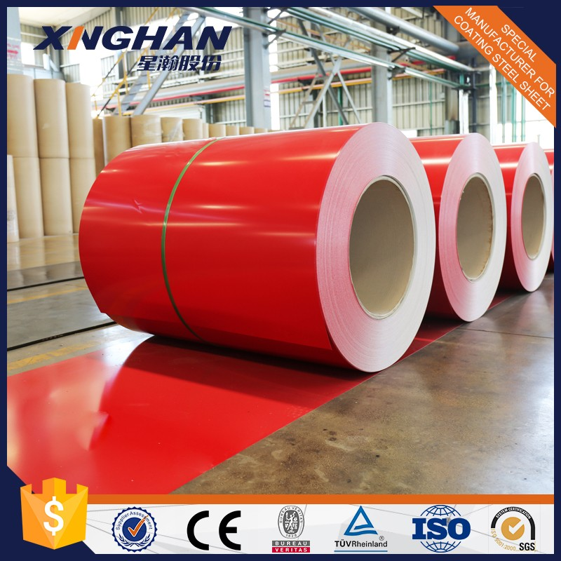 Perpainted Galvanized Steel Coil
