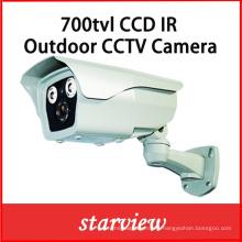 700tvl LED Array IR Bullet CCTV Seguridad Cámara CCD