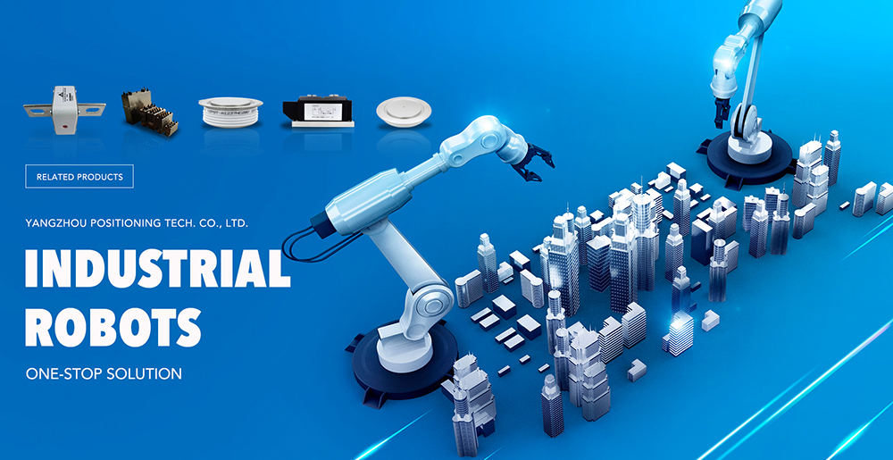 Industrial Robots One-Stop Solution