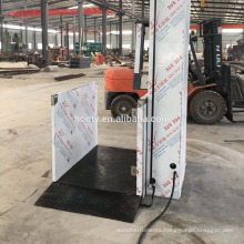 Discount price Vertical Electric Hydraulic wheelchair one man lift elevator Discount price Vertical Electric Hydraulic wheelchair one man lift elevator