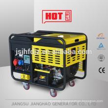 air cooled 12kva diesel generator electric genset for sale