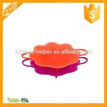 Vaporizador de cocción suave y flexible del silicón respetuoso del medio ambiente
