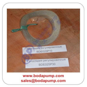 Slurry Pump BDE025 Shim Set