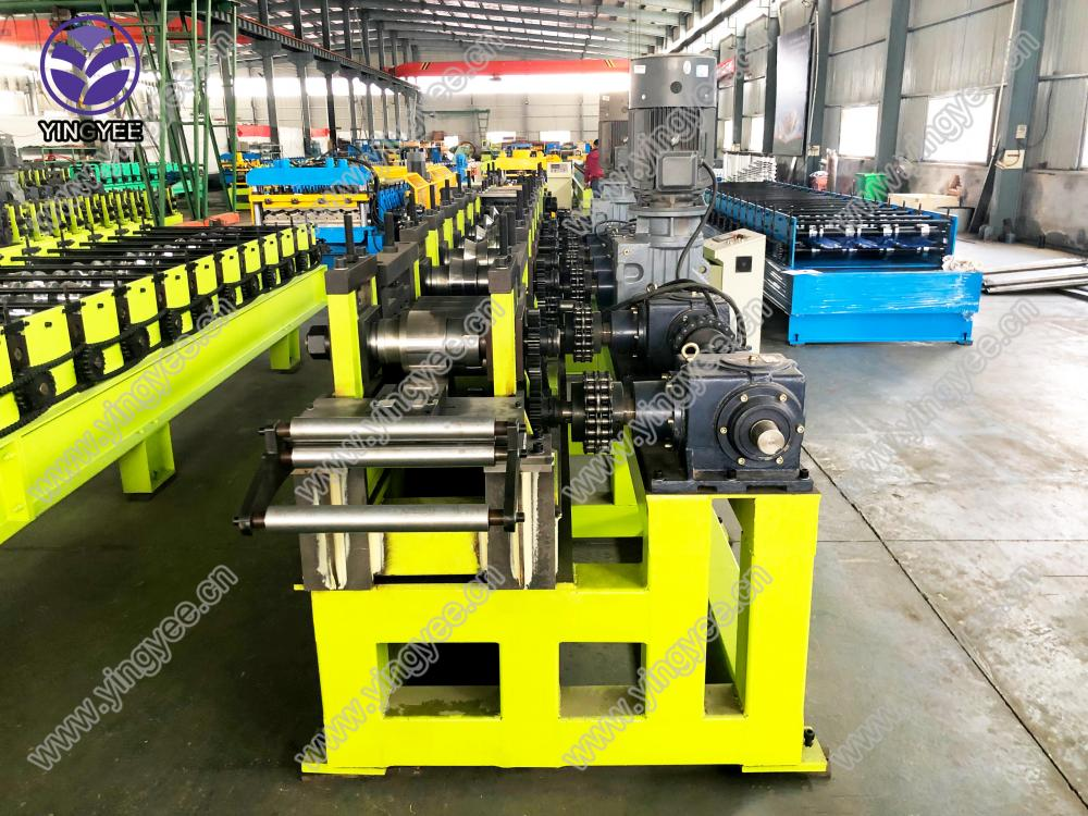 Steel Angle Roll Froming Machine From Yingyee006
