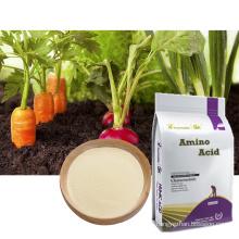 High Nitrogen Organic Fertilizer Amino Acid Compound Powder
