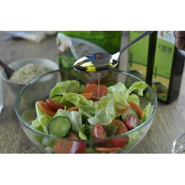Органическое масло семян конопли для пищевых продуктов