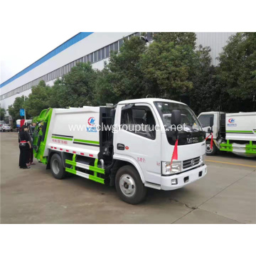 Dongfeng garbage compactor truck price
