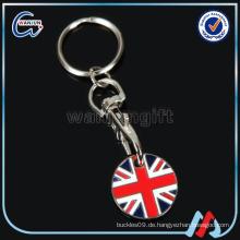 Einkaufswagen Token Schlüsselanhänger Lieferanten